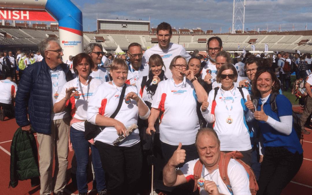 Finale Diabetes Challenge Hattem 2018!!